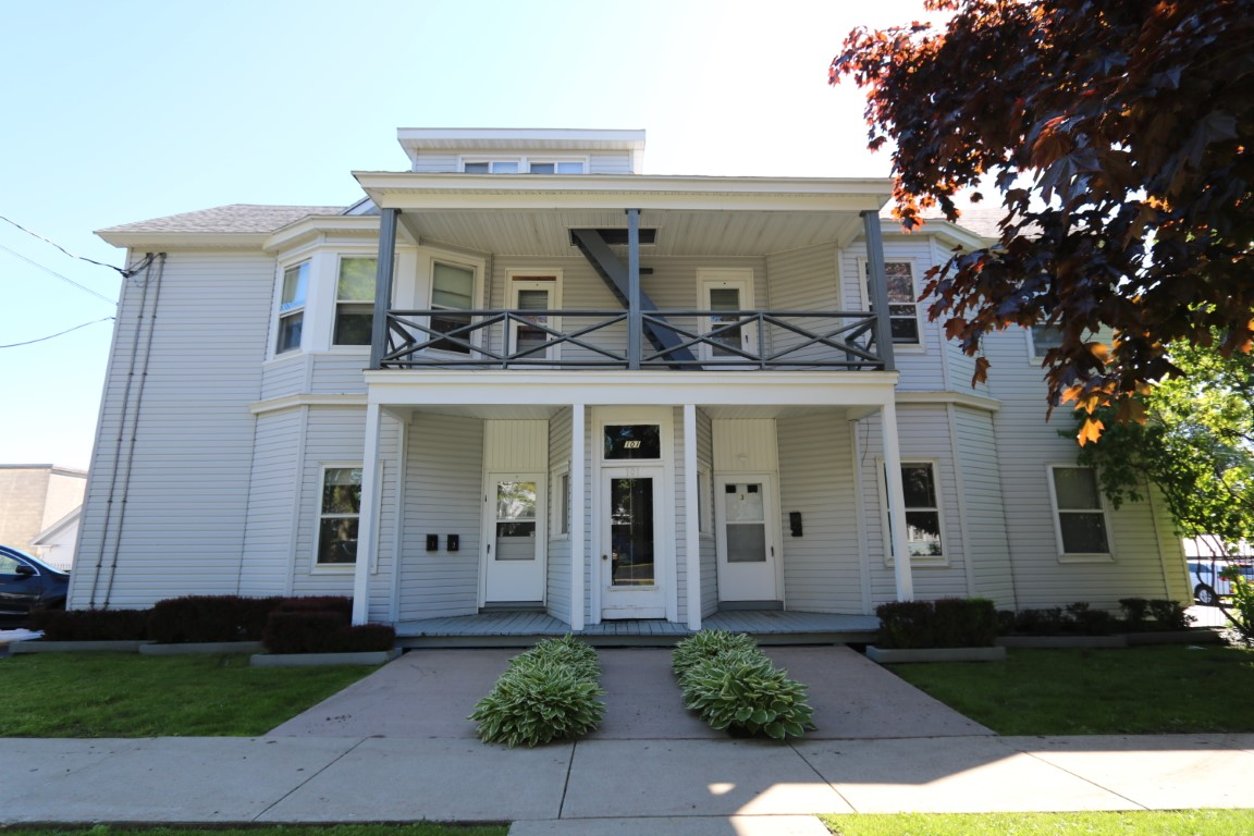 Photo of 101 West 6th Oswego NY.